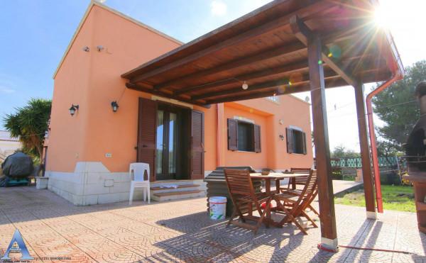 Villa in vendita a Leporano, Gandoli - Saturo, Con giardino, 113 mq - Foto 16