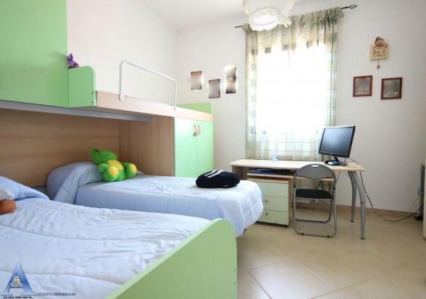 Villa in vendita a Leporano, Gandoli - Saturo, Con giardino, 113 mq - Foto 8