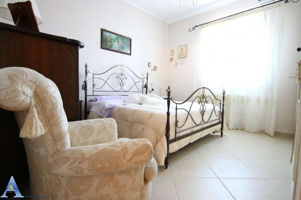 Villa in vendita a Leporano, Gandoli - Saturo, Con giardino, 113 mq - Foto 10