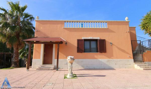 Villa in vendita a Leporano, Gandoli - Saturo, Con giardino, 113 mq - Foto 17