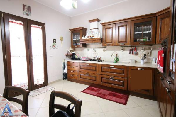 Villa in vendita a Leporano, Gandoli - Saturo, Con giardino, 113 mq - Foto 11