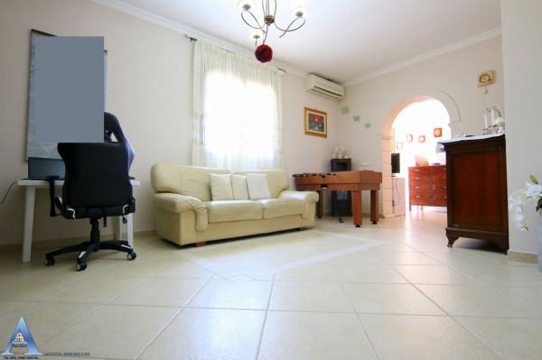 Villa in vendita a Leporano, Gandoli - Saturo, Con giardino, 113 mq - Foto 15