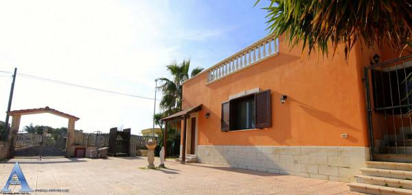 Villa in vendita a Leporano, Gandoli - Saturo, Con giardino, 113 mq - Foto 5