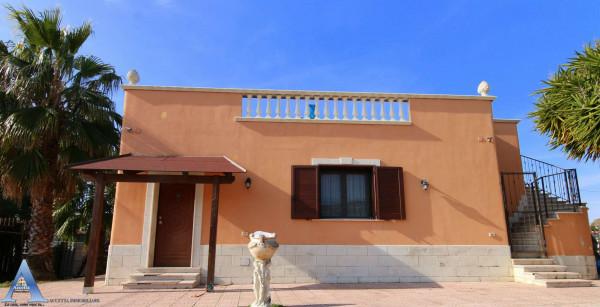 Villa in vendita a Leporano, Gandoli - Saturo, Con giardino, 113 mq - Foto 3