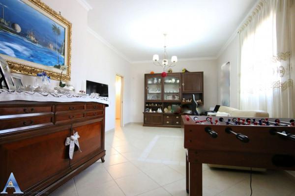 Villa in vendita a Leporano, Gandoli - Saturo, Con giardino, 113 mq - Foto 14