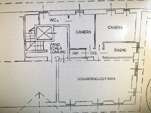 Appartamento in vendita a Besozzo, Residenziale, Con giardino, 95 mq - Foto 3