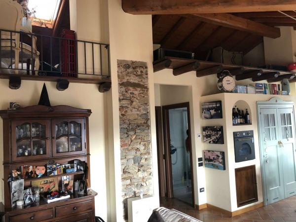 Appartamento in vendita a Besozzo, Residenziale, Con giardino, 95 mq - Foto 22