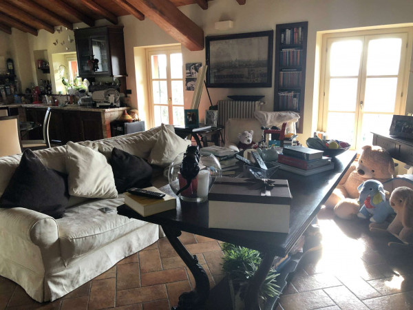 Appartamento in vendita a Besozzo, Residenziale, Con giardino, 95 mq - Foto 19