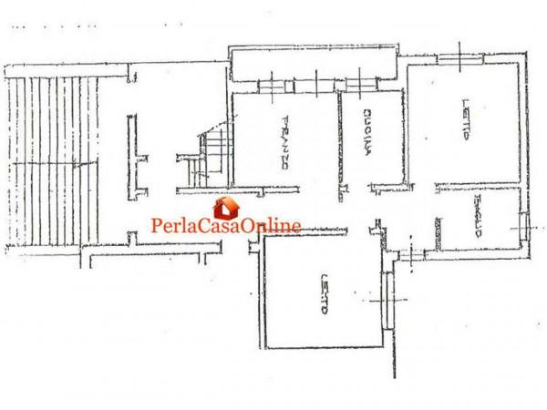Appartamento in vendita a Forlì, Due Giugno, Con giardino, 80 mq - Foto 3