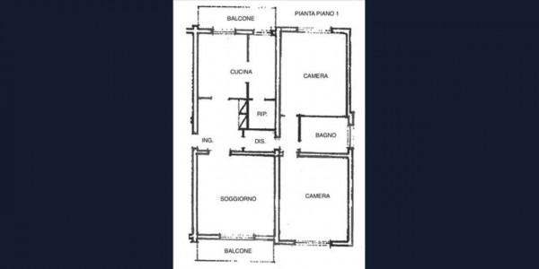 Appartamento in vendita a Siena, 100 mq - Foto 22