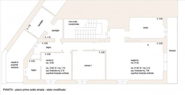 Appartamento in vendita a Siena, 137 mq - Foto 23