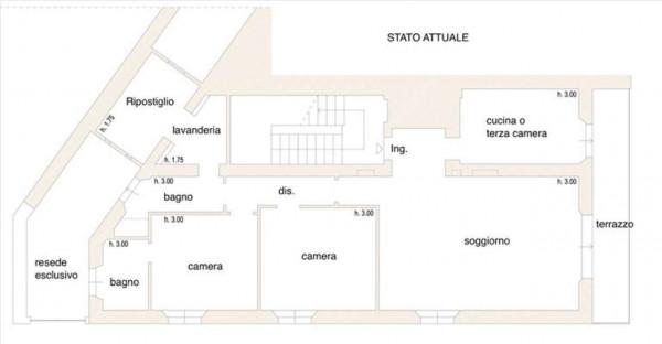 Appartamento in vendita a Siena, 137 mq - Foto 1