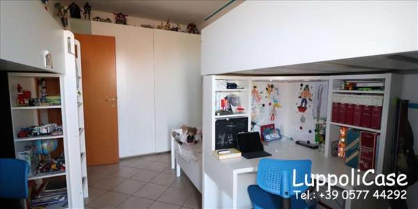 Appartamento in vendita a Monteroni d'Arbia, Arredato, con giardino, 80 mq - Foto 4