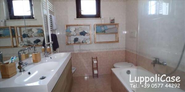 Appartamento in vendita a Monteroni d'Arbia, Arredato, con giardino, 80 mq - Foto 6