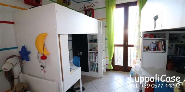 Appartamento in vendita a Monteroni d'Arbia, Arredato, con giardino, 80 mq - Foto 5