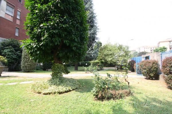 Appartamento in vendita a Milano, Con giardino, 120 mq - Foto 25
