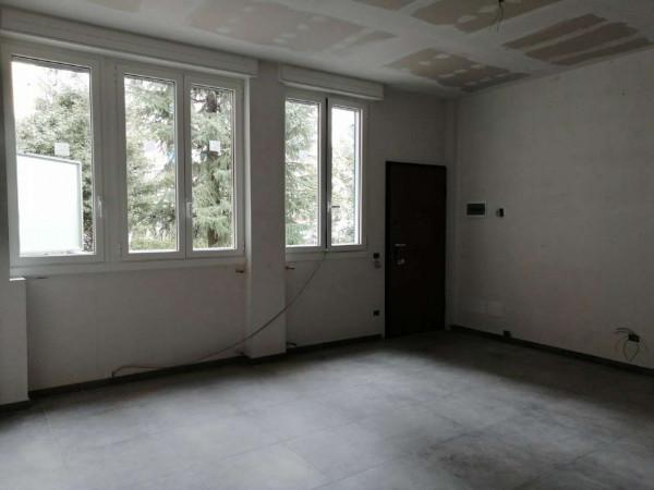 Appartamento in vendita a Milano, Con giardino, 120 mq - Foto 7