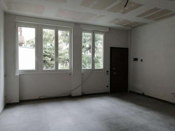 Appartamento in vendita a Milano, Con giardino, 120 mq - Foto 10