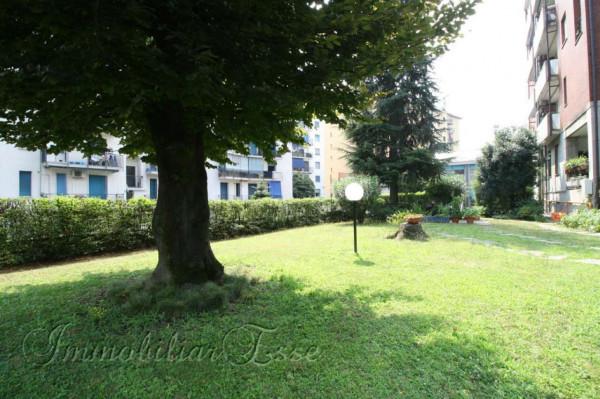 Appartamento in vendita a Milano, Con giardino, 120 mq - Foto 26