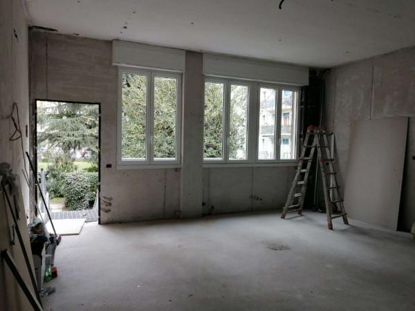 Appartamento in vendita a Milano, Con giardino, 120 mq - Foto 15