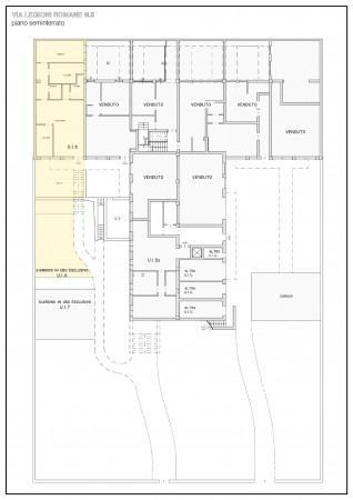 Appartamento in vendita a Milano, Con giardino, 120 mq - Foto 18