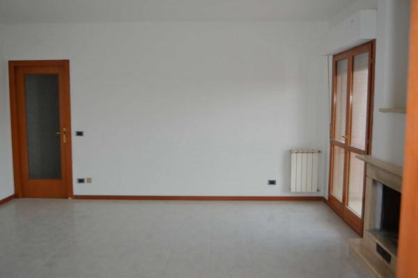 Appartamento in vendita a Roma, Con giardino, 120 mq