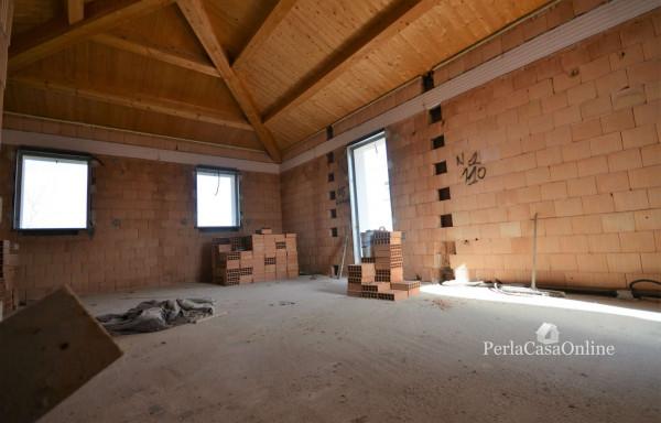 Villetta a schiera in vendita a Forlì, Cava, Con giardino, 146 mq - Foto 11