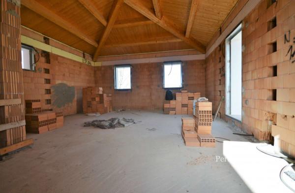 Villetta a schiera in vendita a Forlì, Cava, Con giardino, 146 mq - Foto 6