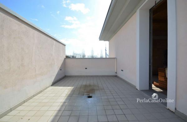 Villetta a schiera in vendita a Forlì, Cava, Con giardino, 146 mq - Foto 7