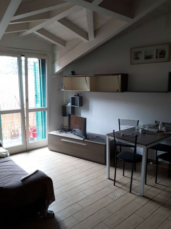 Appartamento in affitto a Garbagnate Milanese, Centro, 55 mq