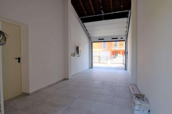 Villetta a schiera in vendita a Vailate, Residenziale, Con giardino, 160 mq - Foto 21