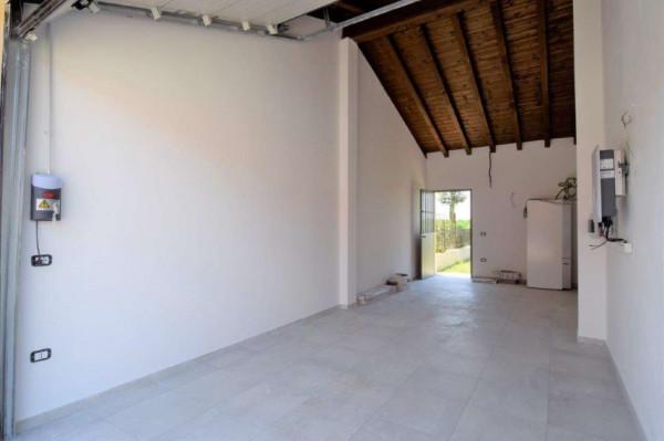 Villetta a schiera in vendita a Vailate, Residenziale, Con giardino, 160 mq - Foto 23