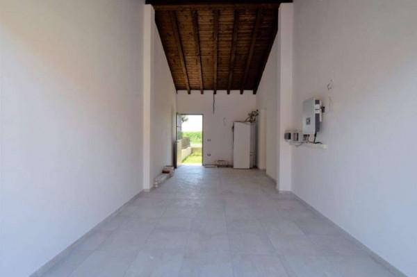 Villetta a schiera in vendita a Vailate, Residenziale, Con giardino, 160 mq - Foto 25