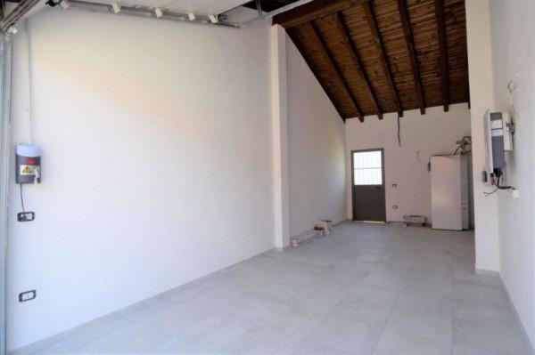 Villetta a schiera in vendita a Vailate, Residenziale, Con giardino, 160 mq - Foto 22