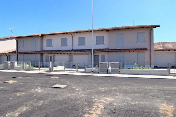Villetta a schiera in vendita a Vailate, Residenziale, Con giardino, 160 mq - Foto 30