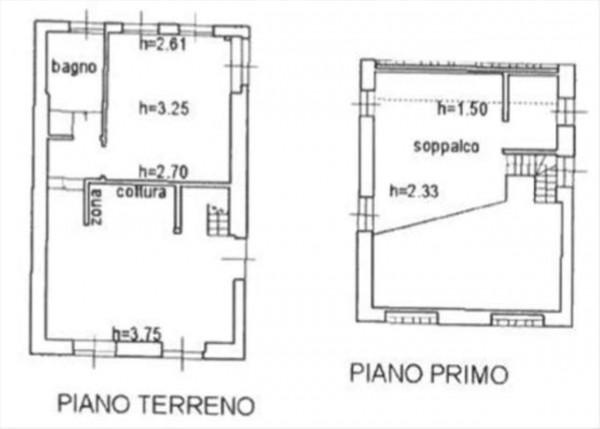 Villa in vendita a Siena, Con giardino, 75 mq - Foto 15
