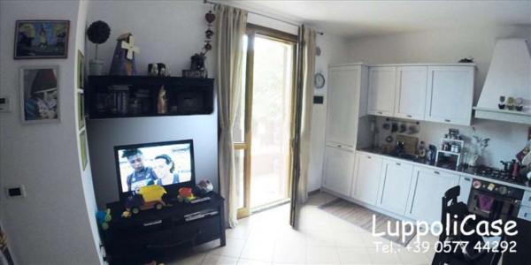 Appartamento in vendita a Sovicille, Con giardino, 57 mq - Foto 2