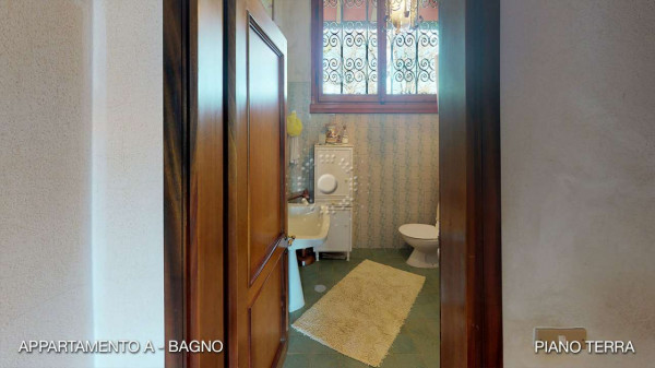 Villa in vendita a Firenze, Arredato, con giardino, 362 mq - Foto 15