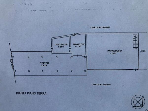 Appartamento in vendita a Brebbia, Con giardino, 500 mq - Foto 2