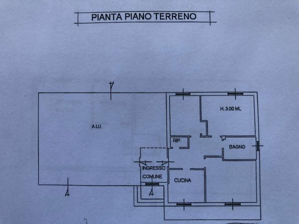 Appartamento in vendita a Brebbia, Con giardino, 500 mq - Foto 4