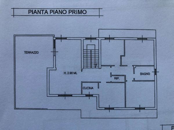 Appartamento in vendita a Brebbia, Con giardino, 500 mq - Foto 5