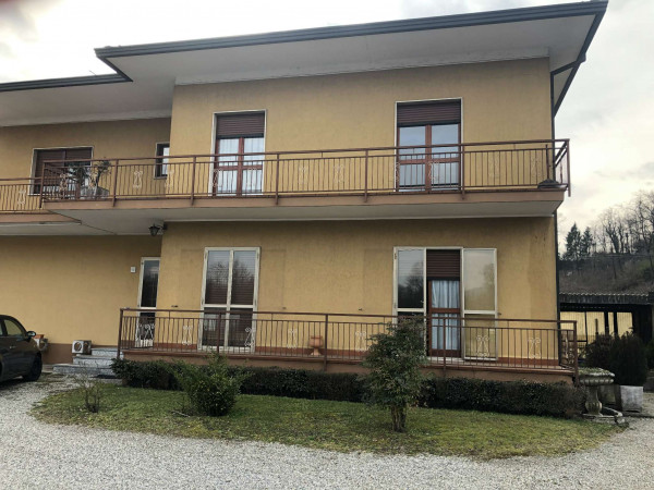 Appartamento in vendita a Brebbia, Con giardino, 500 mq - Foto 12