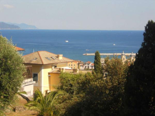 Villa in vendita a Santa Margherita Ligure, Con giardino, 55 mq