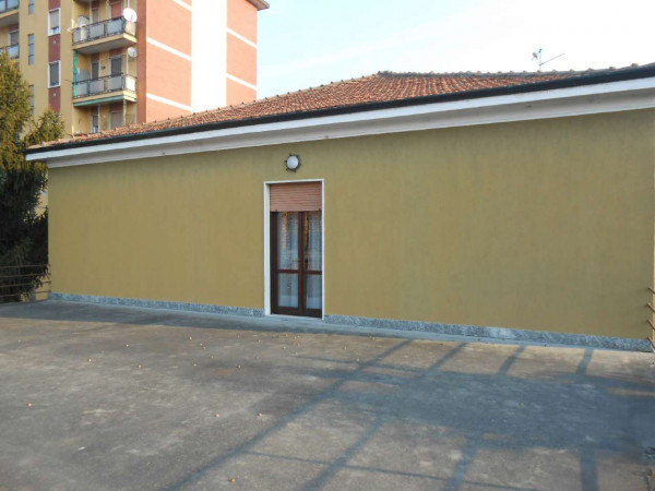 Villa in vendita a Melegnano, Residenziale, Con giardino, 680 mq - Foto 52