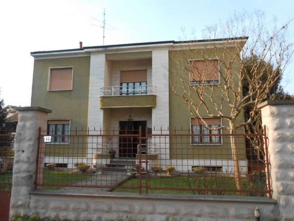 Villa in vendita a Melegnano, Residenziale, Con giardino, 680 mq - Foto 9