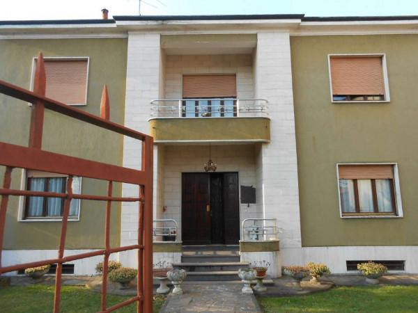 Villa in vendita a Melegnano, Residenziale, Con giardino, 680 mq - Foto 12