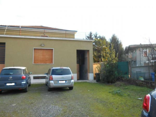 Villa in vendita a Melegnano, Residenziale, Con giardino, 680 mq - Foto 7