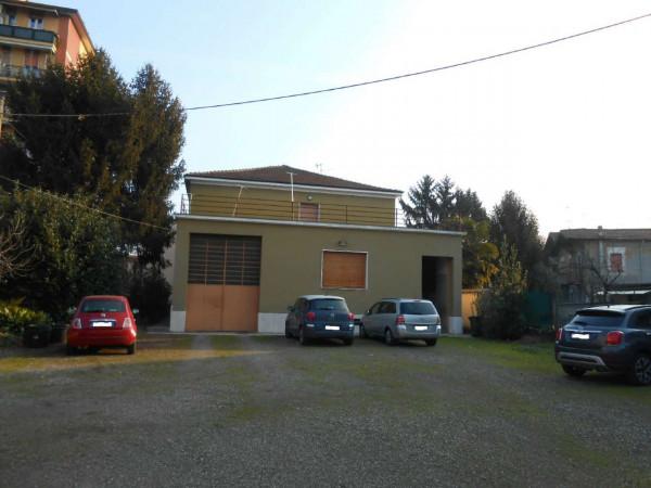 Villa in vendita a Melegnano, Residenziale, Con giardino, 680 mq - Foto 48