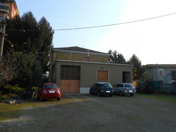 Villa in vendita a Melegnano, Residenziale, Con giardino, 680 mq - Foto 47