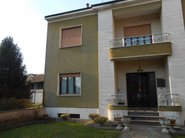 Villa in vendita a Melegnano, Residenziale, Con giardino, 680 mq - Foto 11
